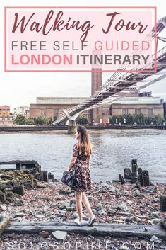 Free Self Guided London Walking Tour and itinerary on foot for the city of London. In it, you'll find must-see history and culture sites that are well worth a visit in London, England.
