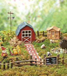 Fairies Garden Farms And Fairies On Pinterest