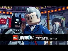 'Doctor Who' in 'Lego Dimensions' brings all 12 Doctors to the fight - http://www.baindaily.com/doctor-who-in-lego-dimensions-brings-all-12-doctors-to-the-fight/