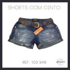 Dica de shorts da Fargaz!