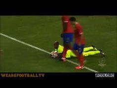 COLOMBIA VS COSTA RICA 2 3 RESUMEN GOLES   All Goals & Highlights Copa A...