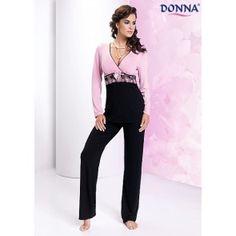 Pyjama model 33519 Donna