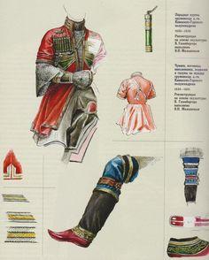 Tscherkesse (Circassian Cavalryman)