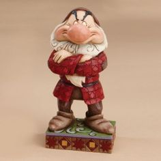 Jim Shore Disney - Grumpy | Department 56 Villages, Free Shipping on Dept 56
