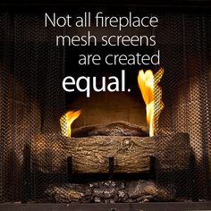Fireplace Mesh Screen Curtain 34 High 934 Includes 2 Panels each 24 Wide Cool Grip Matte Black Screen Pulls included -- For more information, visit image link. (This is an affiliate link and I receive a commission for the sales)