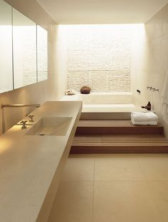 A tiny bathroom often gives a cramped atmosphere and turns it into an uncomfortable place. Make your small bathroom feel spacious with these ideas. Small Bathroom Tiles, Modern Master Bathroom, Tiny Bathrooms, Bathroom Tile Designs, Minimalist Bathroom, Modern Bathroom Design, Bathroom Colors, Bathroom Flooring, Beautiful Bathrooms