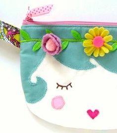Lori Marie little girls purse