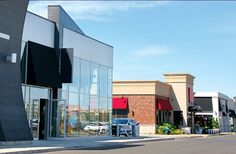 Summerside - Edmonton. The site is located on the South-West portion of Ellerslie Road and 66 Street SW, providing an excellent location for local retailers. PRISM plans to improve the site with 7 retail buildings totaling approximately 65,000 square feet in size. PRISM's marketing strategy will specifically target smaller neighbourhood retail-oriented businesses, granting the tenants with a large an untapped trade area.