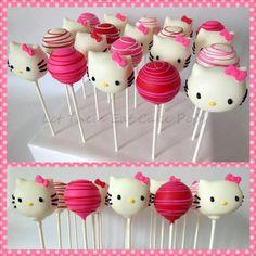 Hello Kitty | Cake Idea | Taart idee| Cake Pop | Birthday | Verjaardag | Mamavannu