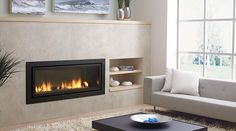 Regency Horizon HZ454 gas fireplace
