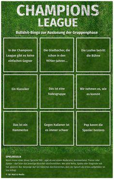 Der Liveticker zur Auslosung der Gruppenphase der Champions League in der Nachlese http://web.de/magazine/sport/fussball/champions-league/champions-league-auslosung-liveticker-auslosung-gruppen-fc-bayern-muenchen-vfl-wolfsburg-bayer-leverkusen-borussia-moenchengladbach-30877652