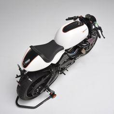 Bottpower XC1: A Cafe Racer For Tomorrow - Bike EXIF