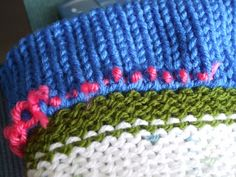 knitting machine tutorial