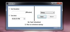 Set Timer For System Restart, Hibernate, Sleep, Shutdown & Sign Out [Windows] Cool Desktop, Sign Out, Sleep Set, Windows Phone, Linux, Helpful Hints, App, Signs, Useful Tips