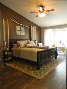 30 Orange Bedroom Ideas | Orange bedrooms