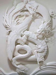 Jeff Nishinaka   3D paper-art