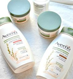 Just in time for the chilly winter months, AVEENO has introduced a new yoghurt-inspired body care range that's formulated to revitalize dry skin with nourishing moisture while providing an indulgent fragrant experience!
