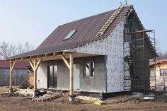 Projekt domu Przepiórka