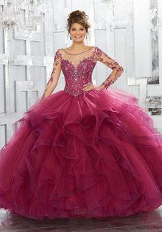 Pretty quinceanera mori lee vizcaya dresses, 15 dresses, and vestidos de quinceanera. We have turquoise quinceanera dresses, pink 15 dresses, and custom Quinceanera Dresses! Quince Dresses, 15 Dresses, Fashion Dresses, Formal Dresses, Ball Dresses, Elegant Dresses, Wedding Dresses, Satin Tulle, Tulle Ball Gown