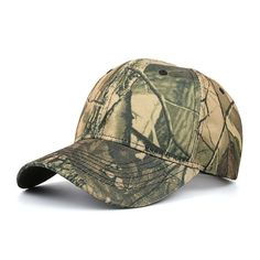 b7b28638ed6b3 Lisipieces-High quality Washed Cotton Adjustable Camouflage. Kids Winter  HatsSports ...