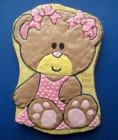 Медвежонок, девочка, песочное печенье 200г. - 30 грн. Херсон, Украина. vk.com/bakersc