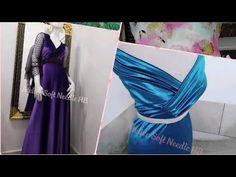 موديلات قنادر او جلابيات لصيف 2020 جميلة و أنيقة Youtube Dresses Formal Dresses Prom Dresses