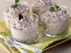 Découvrez la recette Mousse de thon au chèvre sur cuisineactuelle.fr.