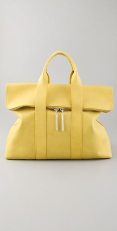 Lim 31 Hour Bag. Perfect shade of yellow.