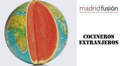 Cocineros extranjeros en Madrid Fusión 2015 #MFM15