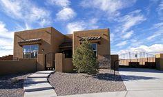 Exterior Custom Home Views - Lee Michael Homes Custom Builders in Albuquerque NM Custom Builders, Custom Homes, Sweet Home, Mexico, Exterior, Mansions, House Styles, Ideas, Home Decor