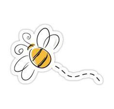 Bumble bee honey bee clipart image cartoon honey bee flying around Bumble Bee Tattoo, Bee Clipart, Cartoon Bee, Buzz Bee, Bee Art, Bee Crafts, Bee Design, Bee Theme, Bee Happy