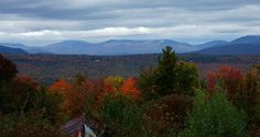 Western Maine Mountains, Fall