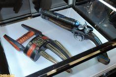 FFXIV Weapons by MijinGakure, via Flickr