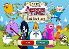 Role Gamer: Hora de aventura game collection