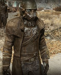 Ncr Veteran Ranger Canvas Jacketduster Screen Accurate Fallout