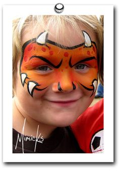 Mimicks Face Painting - Face Painting, Henna BodyArt, Glitter Tattoos at Children's Parties, Fun Days, Corporate Events