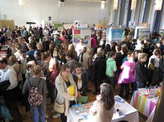 JugendBildungsmesse in #Hannover: 07. November 2015, Gymnasium Schillerschule