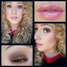 I love this look from @Sephora's #TheBeautyBoard http://gallery.sephora.com/photo/smokey-brown-eye-gold-liner-9331