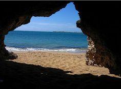 Playa Ballena, Guánica, Puerto Rico