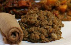 V e g a n D a d: Ethiopian Lentils