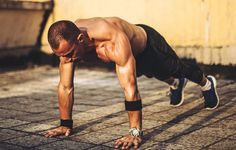 Use these exercises to build your muscles and strengthen your entire body