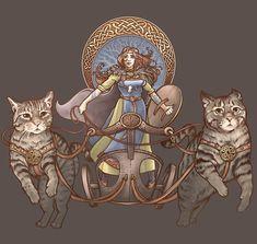 Wicca, Pagan, Viking Shield Maiden, Vikings, Religion, Princess Zelda, Fictional Characters, Art, The Vikings