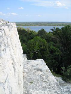 Lamanai Archaeological Reserve 106 km (66 mi & 2 hrs) northwest of Belize City via Orange Walk, Orange Walk, Belize
