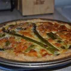 Asparagus Quiche - Allrecipes.com