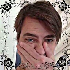 My favorite picture of Sammy P/C @/adams_ass_isonfire__ #samfarrar #sammy #Love #Maroon5 #Music
