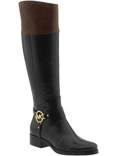 Michael Kors Fulton Harness Boot