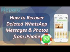 how to retrieve deleted messages from iphone iphone data recovery how to extract amp print whatsapp 3464