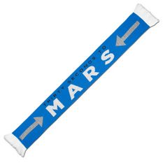 Winter Scarf - 'Tis the season to stay warm with a Mars scarf.  Who's chilly right now and could really use this?