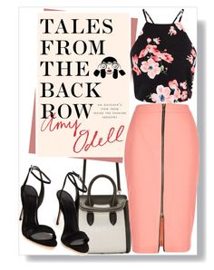 """""""NYFW Street Style"""" by fattie-zara ❤ liked on Polyvore featuring Alexander McQueen, River Island, StreetStyle and talesfromthebackrow"""