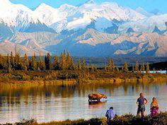 Honeymoon!!!  Alaska Vacations - Alaska Vacation Packages - Alaska Denali Escapes